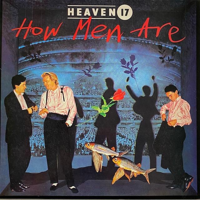 【LP・米盤】Heaven 17 / How Men Are