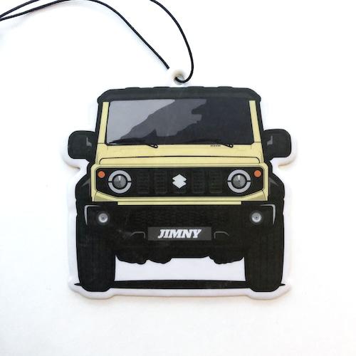 """lr art work design"" Jimny Air Freshener 【 Beige 】"