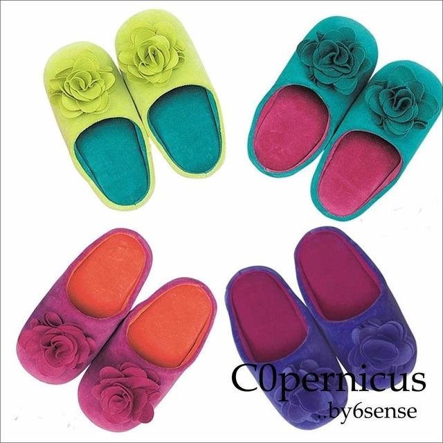 洗えるスリッパ Rose・RoomShoes 浜松雑貨屋C0pernicus
