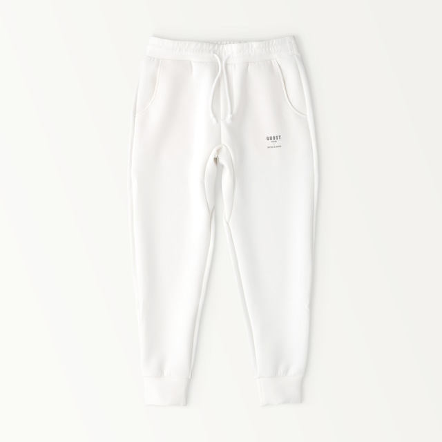 GHOST MOTION JOGGER PANTS (WHITE)