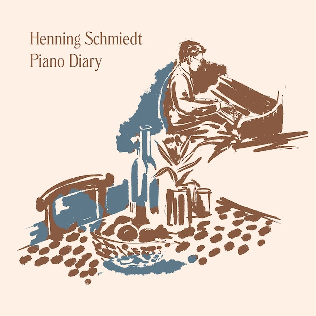 【CD】Henning Schmiedt [ヘニング・シュミート] - Piano Diary(flau)