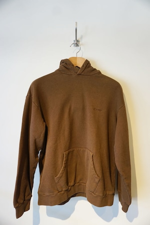 LIVING CONCEPT× IFNi ROASTING&CO. COFFEE DYED SWEAT PARKA[BROWN]