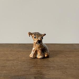 kupittaan savi / Figurine[Dog]