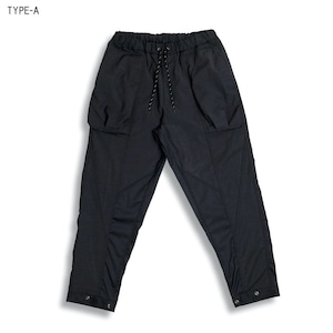 CHANGES Remake EASY ATHLETIC PANTS - SUITS FABRIC