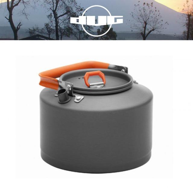 DUG(ダグ) バックパッカーケトル L DG-0212 アウトドア ケトル サバイバル キャンプ グッズ 大容量 薬缶