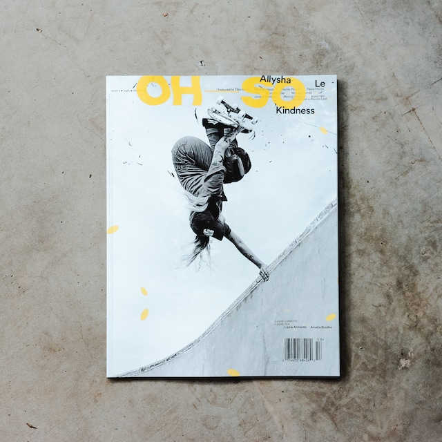 OH-SO ISSUE FIVE