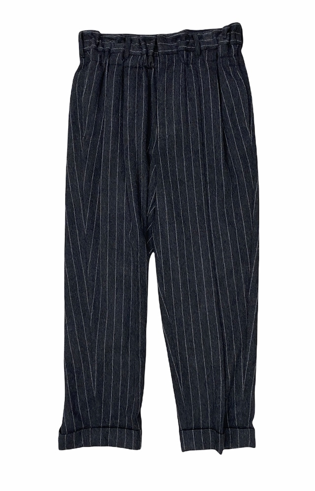 BED J.W. FORD / Over waist(cropped) (GRAY)