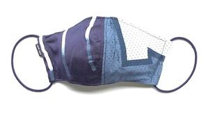 【デザイナーズマスク 吸水速乾COOLMAX使用 日本製】SPORTS MIX MASK CTMR 0914005