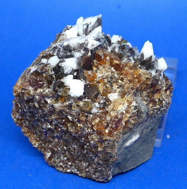 希少!アイオワ州産 イリデッセント カルサイト   原石  91g IRI014 鉱物 天然石 パワーストーン
