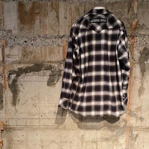 TAKAHIROMIYASHITA The SoloIst.【タカヒロミヤシタ ザ ソロイスト】Not Western Shirt?(ss.0013 BLACK).