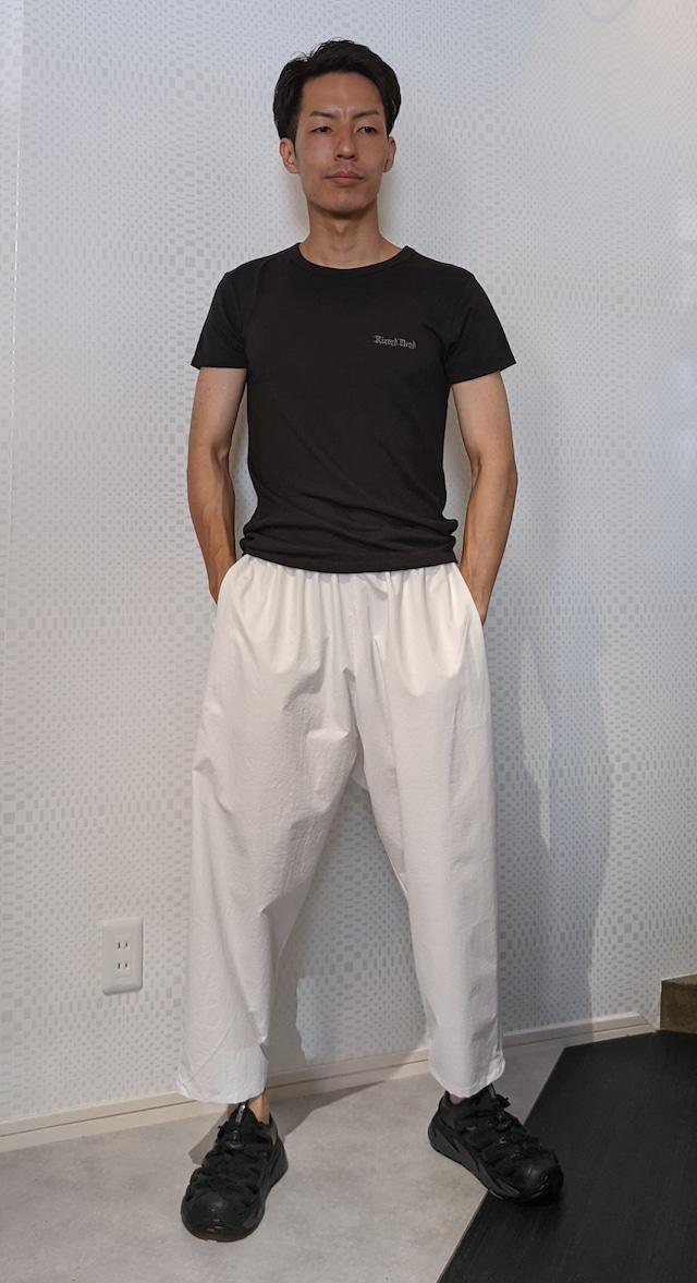 SUNDAY PANTS-A  ホワイト  [ST#SP10194312-2]
