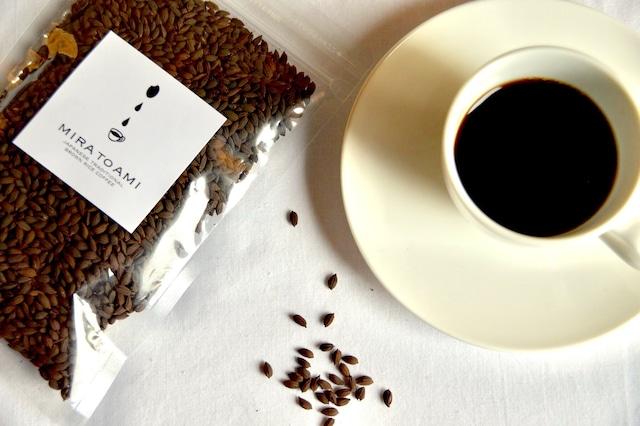 和漢・お米コーヒー粒 200g (お徳用)