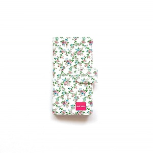北欧デザイン iPhone手帳型ケース  | garden party
