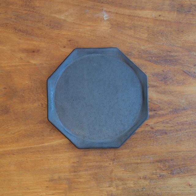 岩山陽平|八角小皿