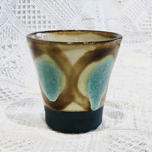 『ノモ陶器製作所』フリーカップ大アメ