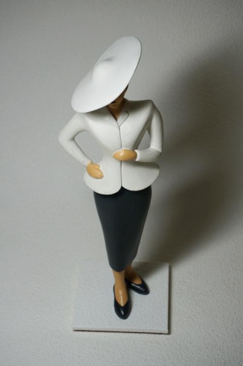 COOL氏 NO.28「シャツスーツのバーバラ」VintageStyleシリーズ