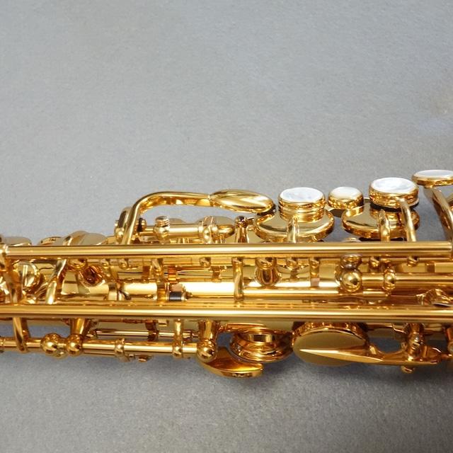 【SELMER Paris】セルマー 新製品 アルトサクソフォン 【Supreme -シュプレーム-】 ダークゴールドラッカー仕上げ 新品 管楽器