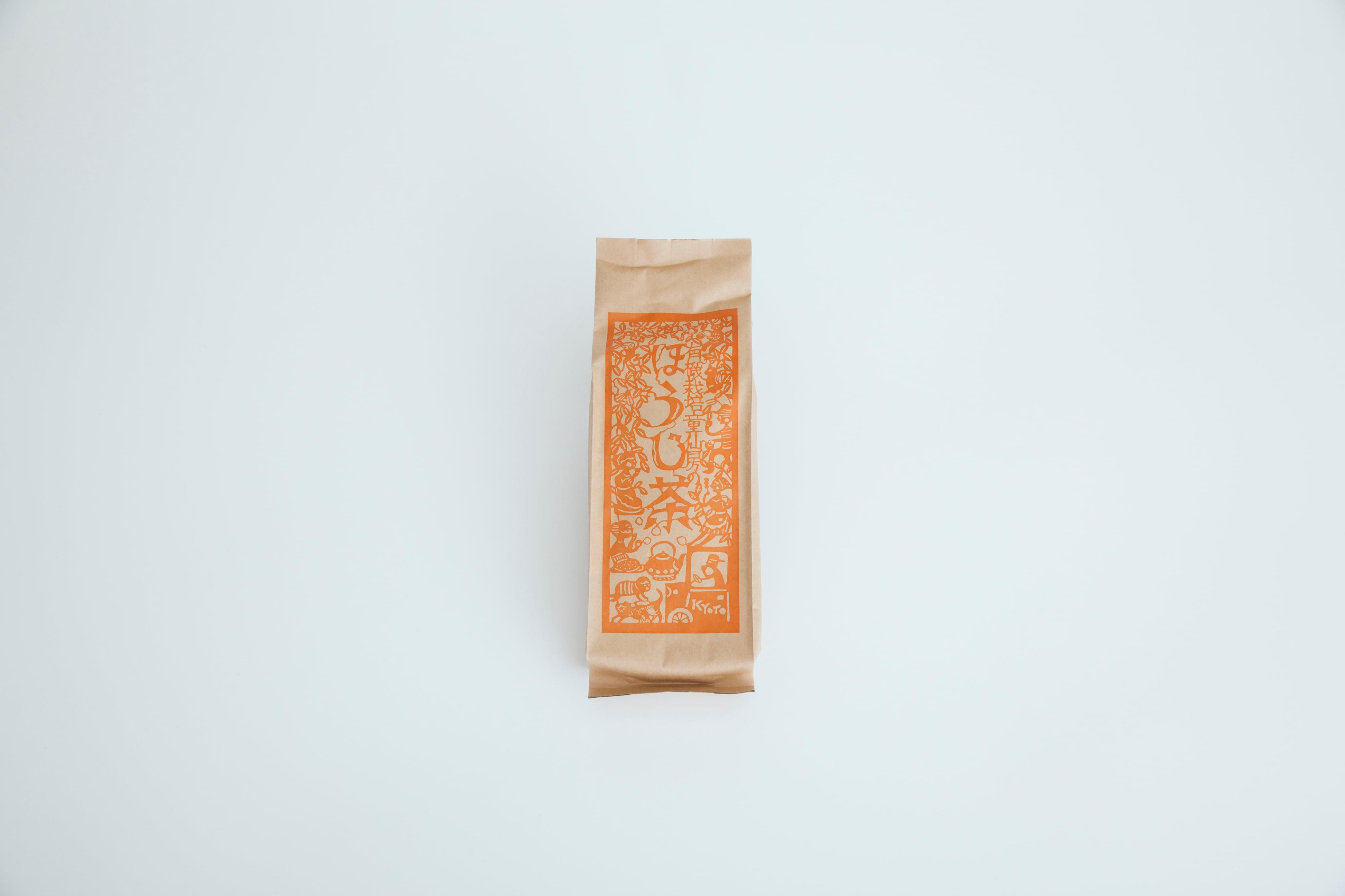 童仙房の有機栽培ほうじ茶