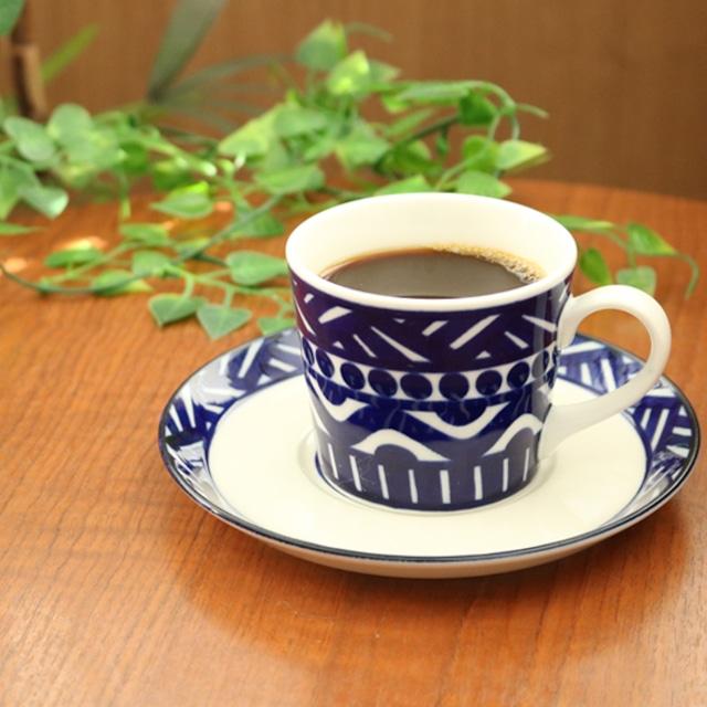 RUNOA COFFEE ブレンド珈琲 カップ&ソーサー