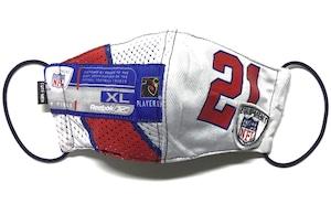【デザイナーズマスク 吸水速乾COOLMAX使用 日本製】NFL SPORTS MIX MASK CTMR 1215016