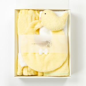 わた媛ベビー/ baby gift-M ブルー