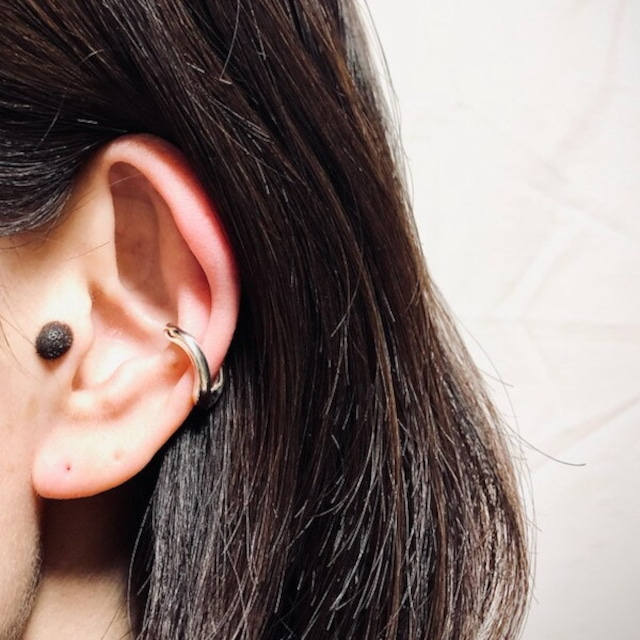【LEF-05SV】Follow Ear cuff <再入荷
