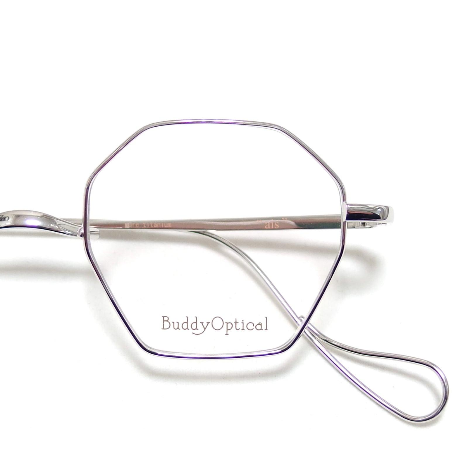 """【Buddy Optical】ais  """"slver"""""""