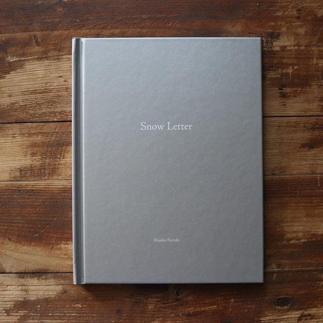 Snow Letter (Nazraeli Press One Picture Books)/ Risaku Suzuki