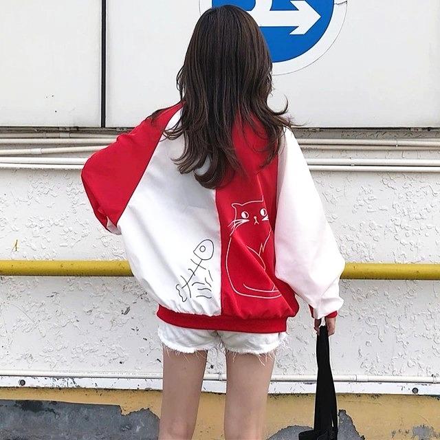 【アウター】カジュアル通勤スポーツシンプルジャケット42918059