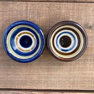 豆まんじゅう鉢/輪描き
