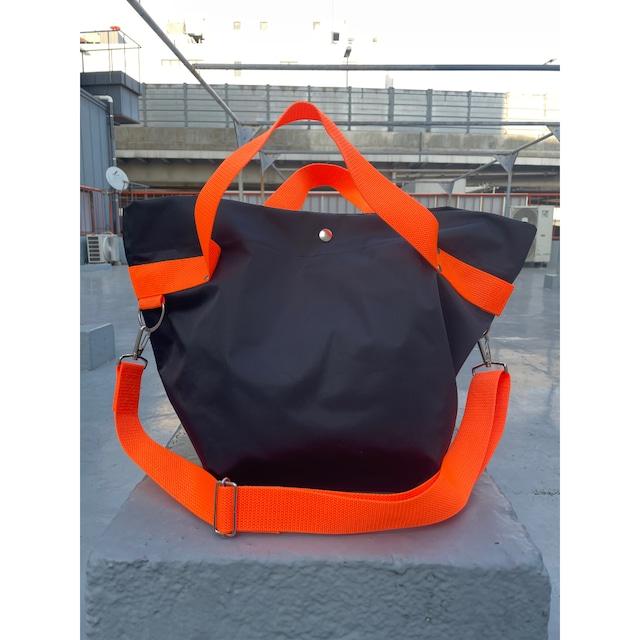 【sandglass】triangle bag(M)pink beige / 【サンドグラス】トライアングル バッグ(M)本体 ピンクベージュ