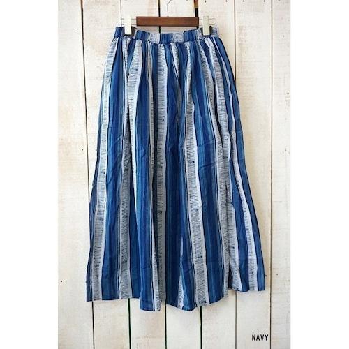 Fanaka マルチカラースカート
