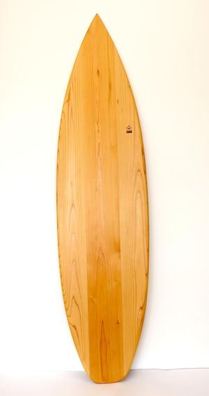KUKU Surfboard Type-S 【Interior】