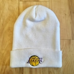 """Los Angels LAKERS W/cap """"Made in USA"""" <Deadstock>"""