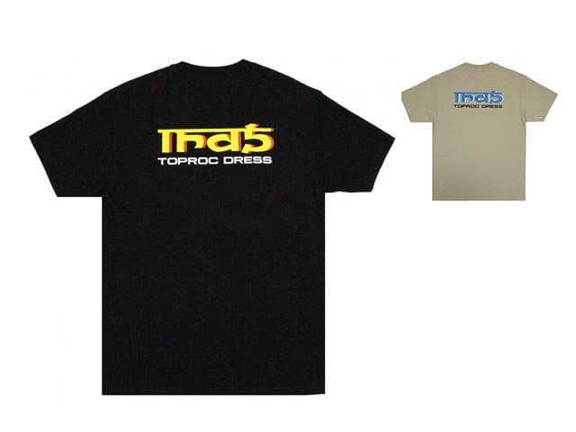 TOPROCDRESS|Iindia logo Tee