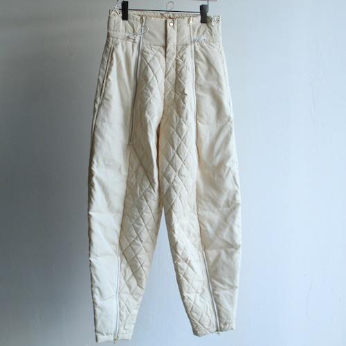 JUN MIKAMI × WILD THINGS【 womens 】down pants