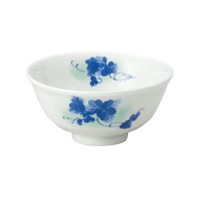 ろくべい茶碗 大(口径12.2cm) みのり【2075-4210】