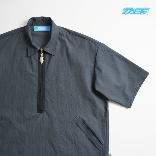TASF  /   Fish Shirt  /  Gray