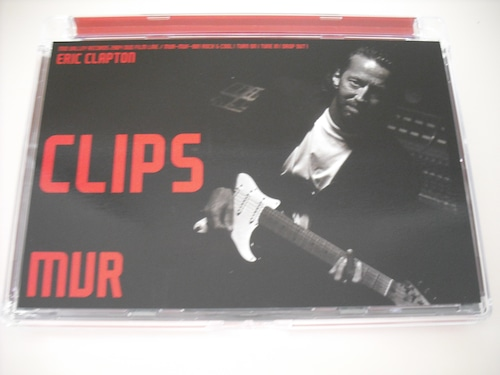 【DVD】ERIC CLAPTON / CLIPS