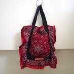 【RehersalL】bandanna bag(20)/【リハーズオール】バンダナバッグ(20)