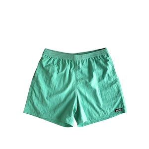 Mountain / active nyron shorts / アクティブ ナイロンショーツ  / Ocean green