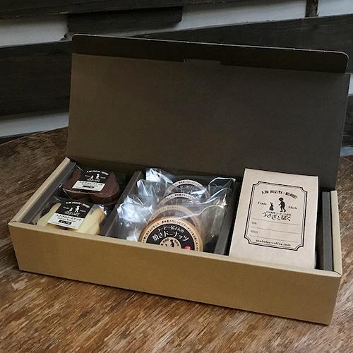焼菓子と昭和町ブレンドのセット (Box入り)
