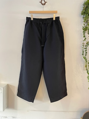roundabout / Nylon Wide Easy Pants