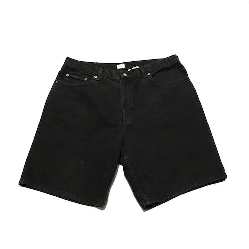 90's Calvin Klein Jeans ブラックデニムショーツ