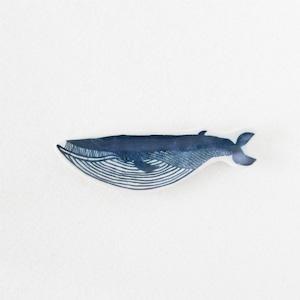 KATAKATA印判手豆皿(クジラ)