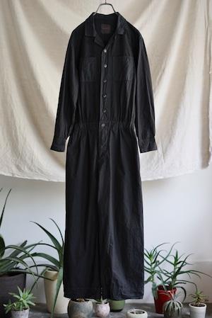 Chez VIDALENC - Jumpy cambric cotton (black)