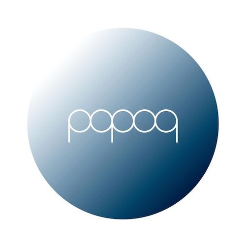 popoq Fabric Logo Badge