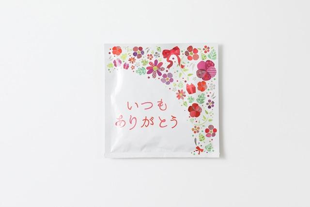 テ・マニス『ありがとう(赤)』ティーバッグ(2g×3P入り)×1袋