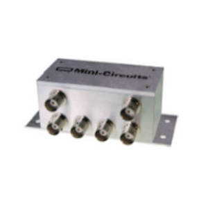 ZFSC-6-1-75(BNC), Mini-Circuits(ミニサーキット) |  RF電力分配器・合成器(スプリッタ・コンバイナ), Frequency(MHz):1 to 200 MHz, 分配数:75Ω 6 WAY-0°