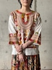 Hand Embroiderid Mexican Milpa Blouse